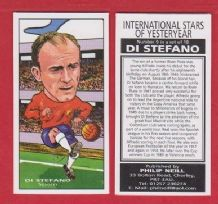 Spain Alfredo Di Stefano Real Madrid 9 (ISOY)
